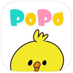 アプリ『POPO』のアイコン